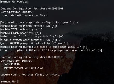 Resetting the password on Cisco ASA | StaticWiFi